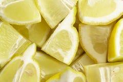 Eighths лимона стоковая фотография rf