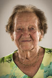 Eighty eight years old senior woman Royalty Free Stock Images