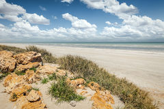 Eighty Mile Beach Australia Royalty Free Stock Photography