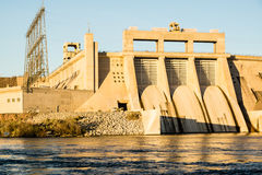 Colorado River Dam Royalty Free Stock Images