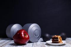 Eignung der gesunden Diät Stockfotografie