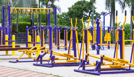 Eignungspark in Thailand Stockfotos