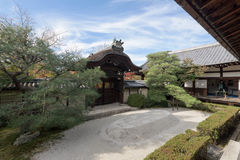 Eikan-do Zenrin-ji Temple in Kyoto. Royalty Free Stock Photo
