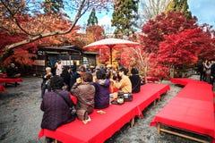 Eikando, Kyoto Fotos de archivo