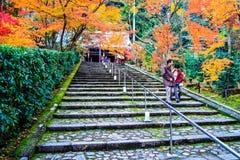Eikando, Kyoto Fotografía de archivo