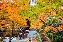 Eikando, Kyoto Royalty-vrije Stock Afbeeldingen