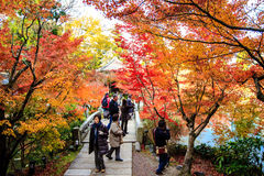 Eikando, Kyoto Royalty-vrije Stock Afbeelding