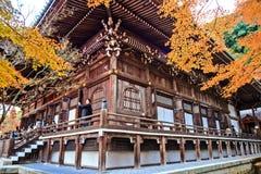 Eikando,Kyoto Stock Image