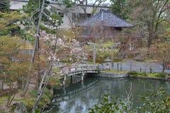 Eikando, Kyoto Royalty Free Stock Images
