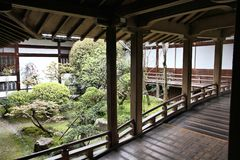 Eikando Temple, Kyoto Stock Photography