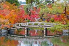 Eikando Zenrinji Temple in Kyoto, Japan Stock Photography