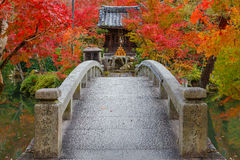 Eikando Zenrinji Temple in Kyoto, Japan Stock Photos