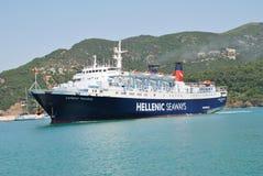 Eil-Pegasus, Skopelos Lizenzfreies Stockbild
