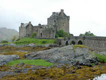 Eilan donan Royalty Free Stock Photos