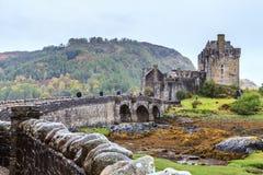 Eilan Donan castle Royalty Free Stock Image