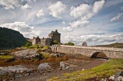 Eilan Donan Castle Stock Photography