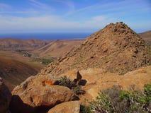 Eiland Fuerteventura 01 Royalty-vrije Stock Afbeeldingen