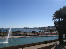 Eiland Mallorca stock fotografie