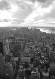 Eiland Manhattan royalty-vrije stock foto's