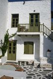 Eiland Paros, Griekenland royalty-vrije stock foto