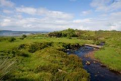Eiland Skye, Schotland Royalty-vrije Stock Fotografie