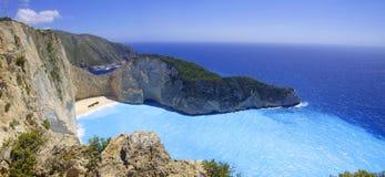Eiland Zakynthos Stock Foto's