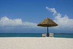 Eiland Zanzibar Royalty-vrije Stock Foto