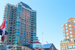 1000 eilanden en Kingston in Ontario Stock Fotografie