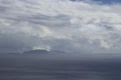 Eilanden op de Atlantische Oceaan Stock Afbeeldingen