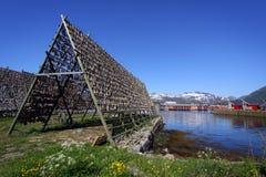 Eilanden V van Lofoten Royalty-vrije Stock Afbeeldingen