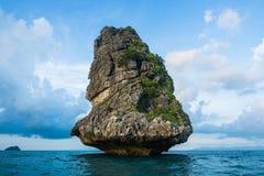 eilandje Stock Afbeelding