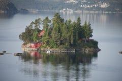 eilandje Royalty-vrije Stock Foto's