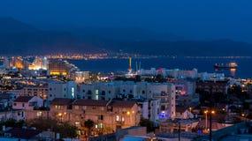 Eilat Ισραήλ Στοκ Εικόνες
