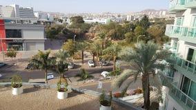 Eilat - Израиль стоковое фото rf