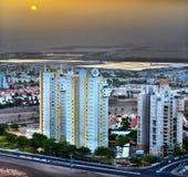 Eilat, alba Fotografia Stock Libera da Diritti
