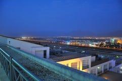 Eilat city view Stock Photos