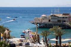 Eilat city view Stock Photo