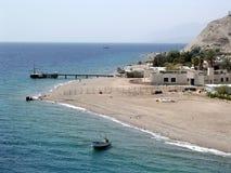 Eilat coast of Red Sea 2005 Stock Photos