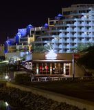 Eilat hotel Royalty Free Stock Image