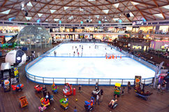 Eilat Ice Mall in Eilat, Israel Royalty Free Stock Photo