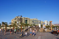 Eilat, Israël Photographie stock