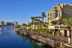 Eilat Israel Royaltyfri Fotografi