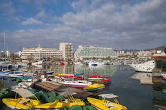 Eilat, Israel Fotografia de Stock