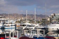 Eilat, Israel Fotografia de Stock Royalty Free