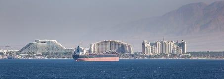 Eilat, Israel Cityscape Immagine Stock