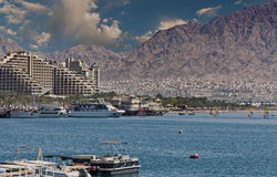 EILAT, ISRAEL - FEBRUARY 27, 2016 Royalty Free Stock Images