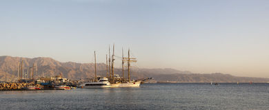 Eilat, Israel, Gulf of Aqaba, Red sea. Stock Photos