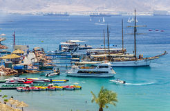 EILAT, ISRAEL - MAY 10, 2011 Stock Images