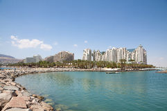 Eilat, Israele immagine stock libera da diritti