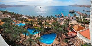 Eilat Israël Photos libres de droits